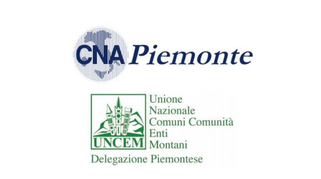 Cna Piemonte e Uncem Piemonte