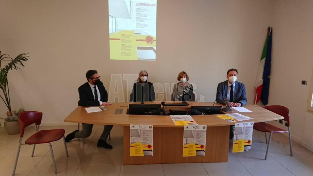 conferenza stampa ordine architetti istituto alfieri