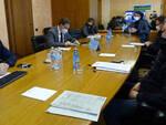 Consiglio provinciale dell'8 febbraio 2021 (foto Vallauri – Uf. Stampa Provincia)