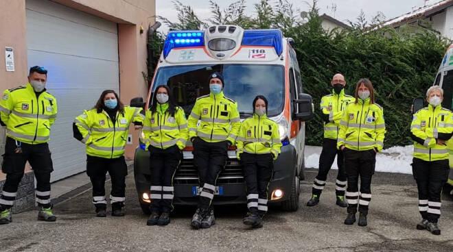 Croce Verde Mombercelli: corso per soccorritori volontari 118