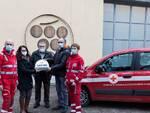 donazione defibrillatore croce rossa cocconato