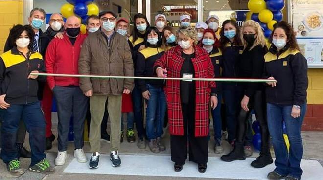 Il supermercato MD di Villanova d'Asti riapre con una nuova veste