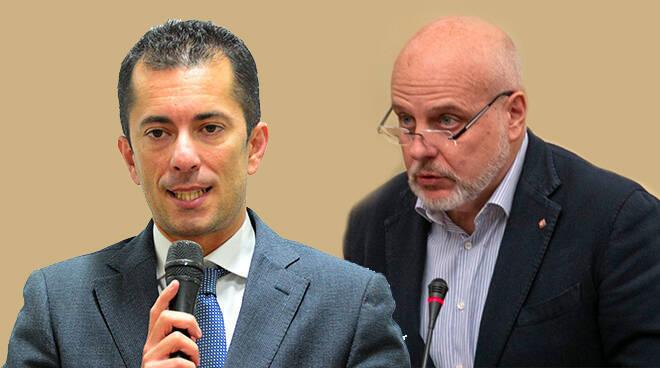 Marco Gabusi e Maurizio Marello