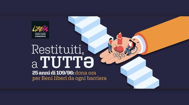 Restituiti, a tuttə! Libera Asti