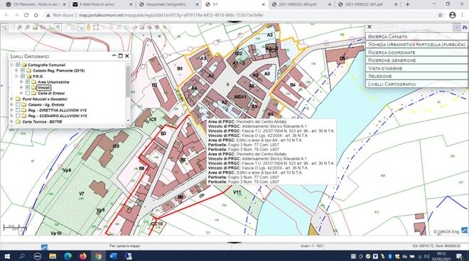 Unione Montana, Langa Astigiana e Val Bormida: su web servizi cartografici e software per professionisti e cittadini