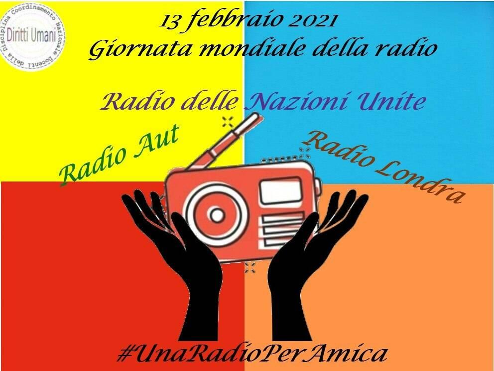 X Giornata mondiale della Radio 2021