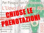 Associazione Nazionale Alpini Asti, chiuse le prenotazioni dell'uovo di Pasqua
