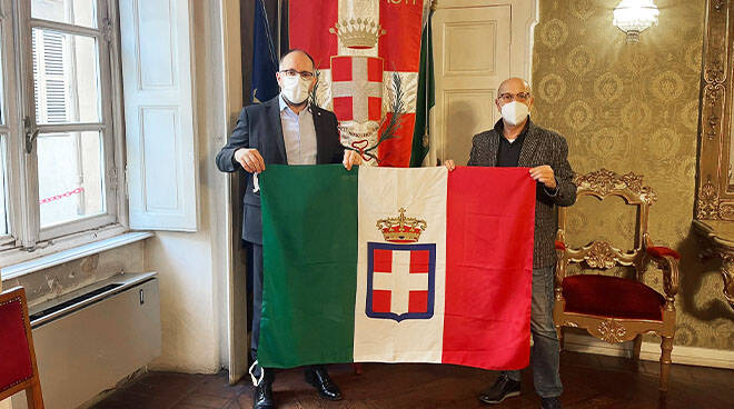 Asti, i 160 anni di Unità d'Italia celebrati in Comune