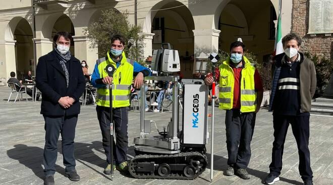 """Nizza Monferrato: """"Tecnologie all'avanguardia per la riqualificazione del centro storico"""""""