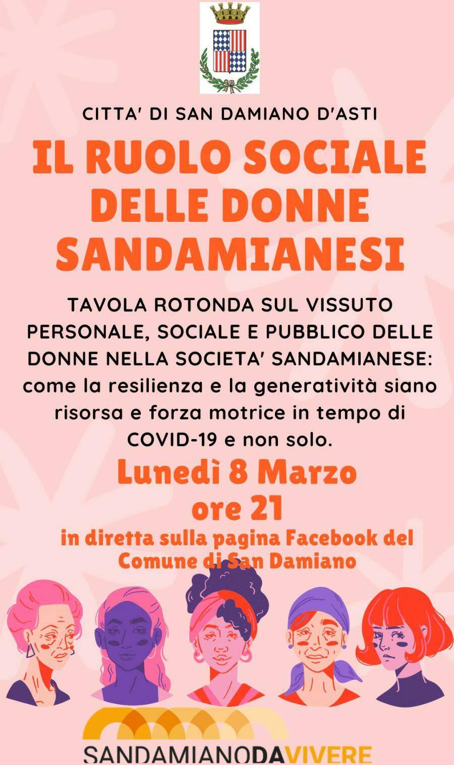evento 8 marzo festa donna