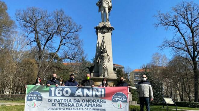 Fratelli d'Italia Asti 160 anni unita