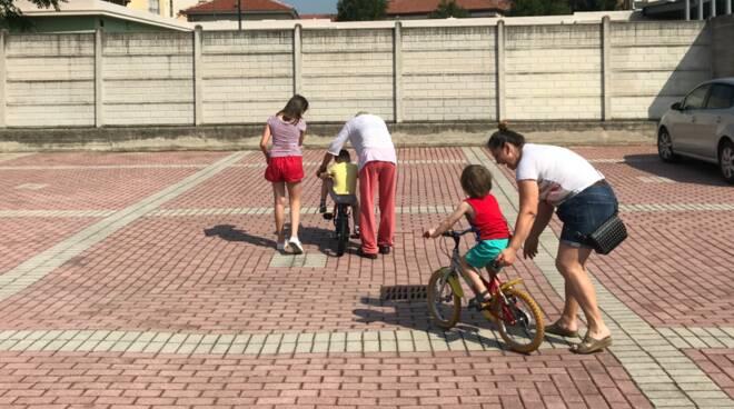dona-bici bicicletta comune asti