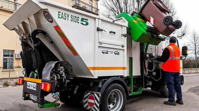 asp variazioni raccolta rifiuti