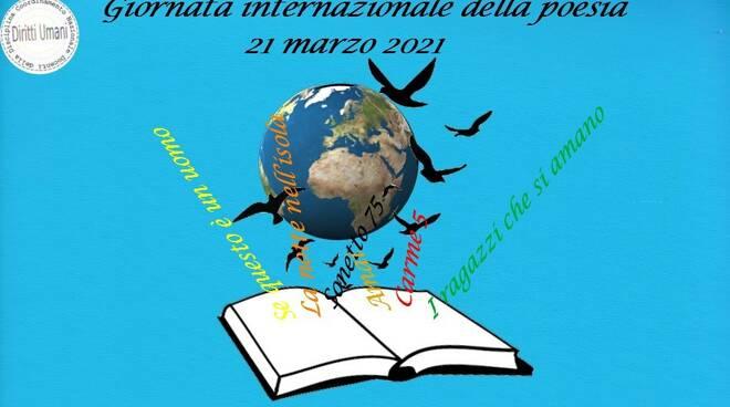 Giornata internazionale della poesia 2021