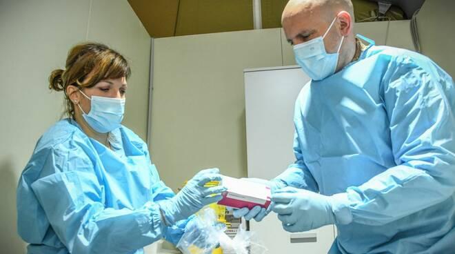 hotspot vaccini allianz stadium