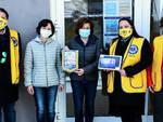 Il Lions Club Storici, Artisti e Presepisti d'Asti dona un tablet alla scuola Baussano