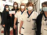Il sindaco di Villafranca ringrazia alla Casa della Salute l'équipe vaccinazioni anti Covid