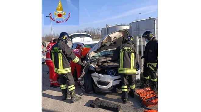 incidente castello d'annone