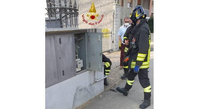 incidente san damiano d'asti con fuga gas