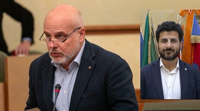 Maurizio Marello e Domenico Rossi