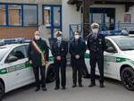 nuove auto polizia municipale
