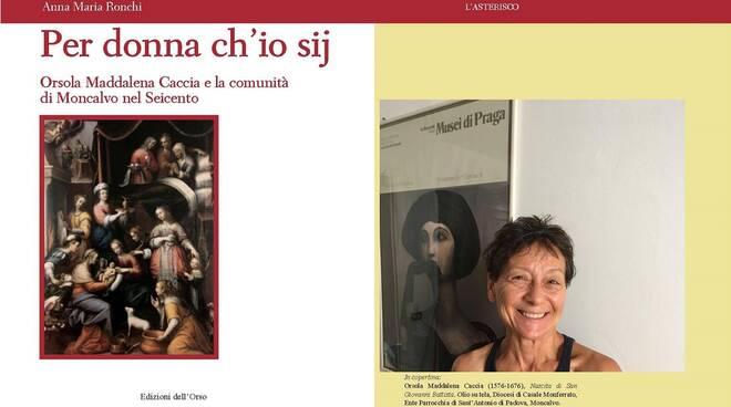 """""""Per donna ch'io sij"""" di Anna Maria Ronchi"""
