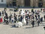 protesta wedding asti piazza san secondo
