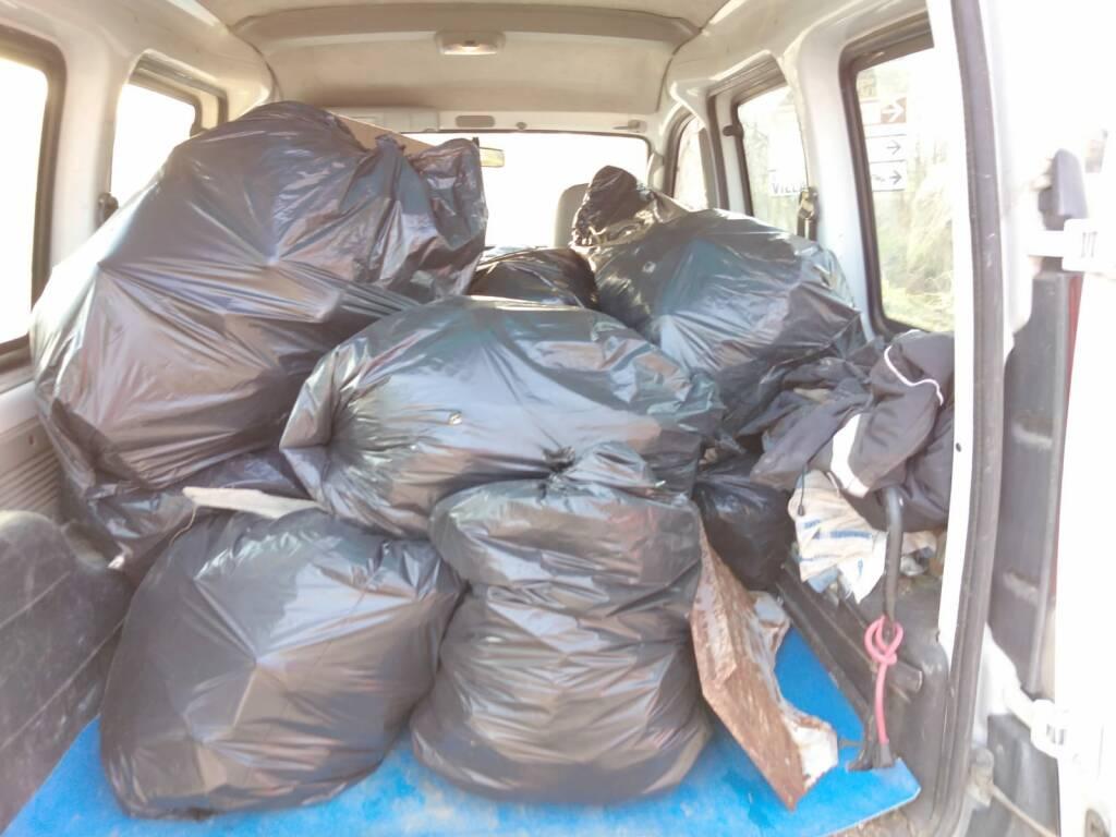rifiuti san damiano d'asti gruppo volontari