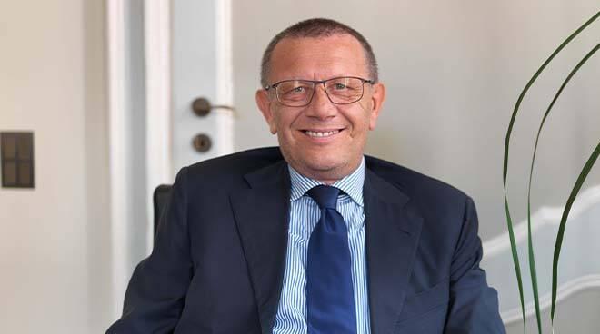 Tino Cornaglia, Presidente di Banca d'Alba
