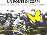 Un ponte di corpi, sabato in piazza San Secondo contro le violenze e i soprusi lungo la rotta balcanica
