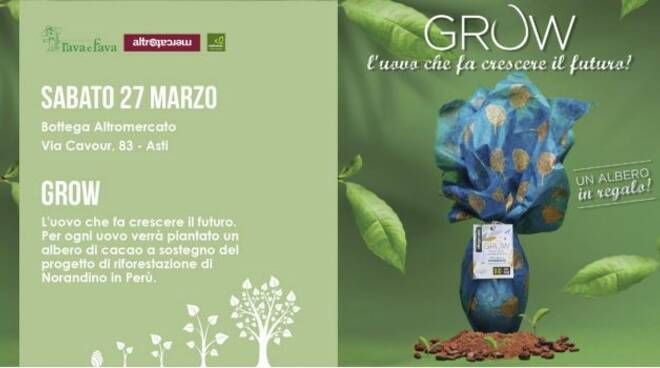 uovo grow bottega altromercato