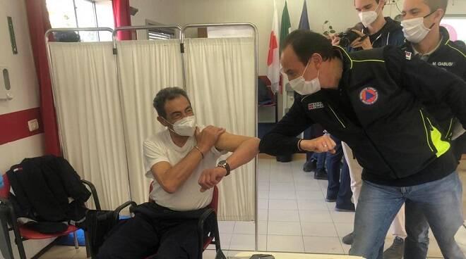 vaccine day protezione civile piemonte