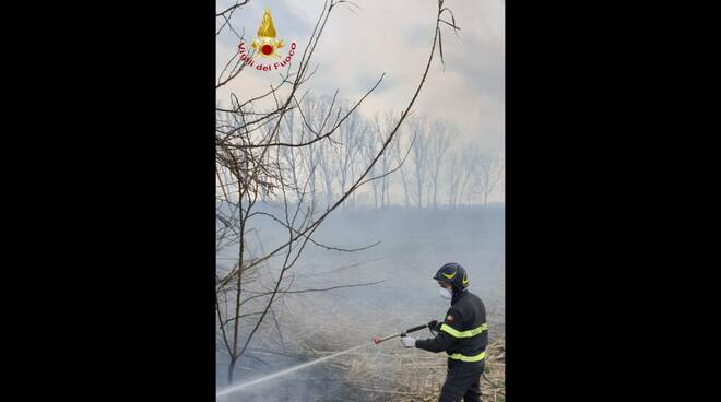 Vigili del fuoco Costigliole d'asti