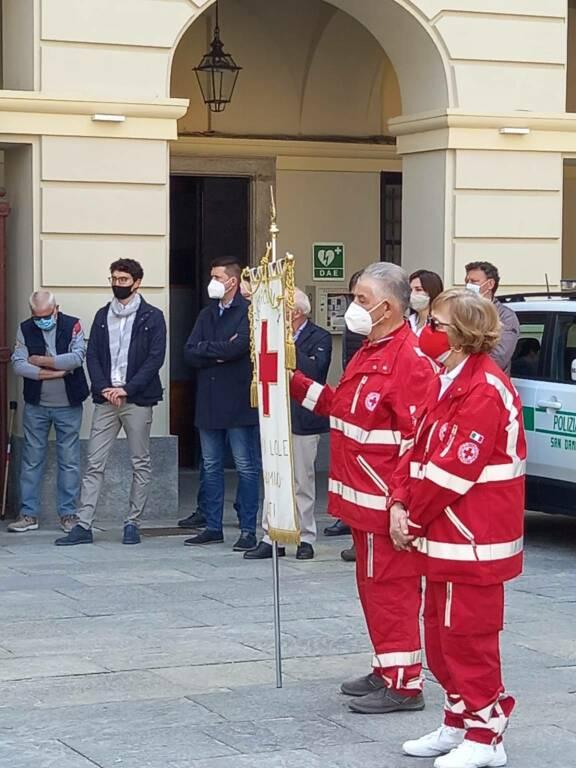 25 aprile 2021 a San Damiano d'Asti