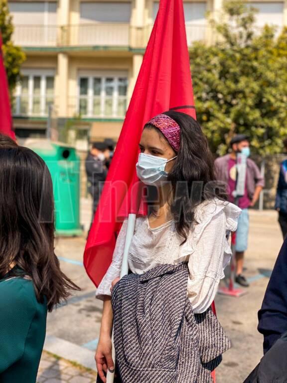 25 aprile liberazione bosco partigiani
