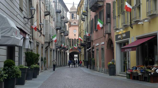 Alba celebra il 76° Anniversario della Liberazione