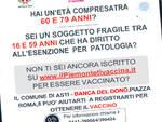 Alla banca del dono un aiuto digitale per registrare la propria adesione al vaccino