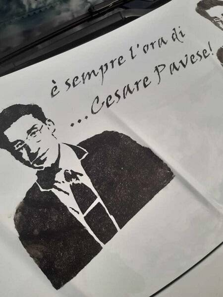 art in taxi cesare pavese