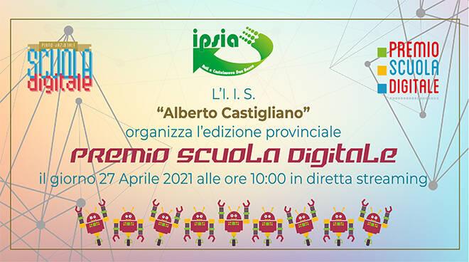 Asti, il Premio Scuola Digitale in diretta streaming per la pandemia