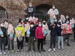 Mombello, i piccoli della primaria tornano a scuola