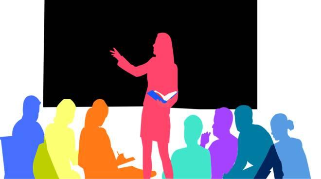 docenti insegnanti Image by Radoan Tanvir from Pixabay