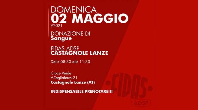 FIDAS Castagnole Lanze - Donatori Sangue