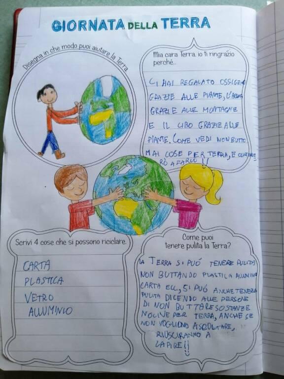 Giornata della Terra al Comprensivo di Cerrina