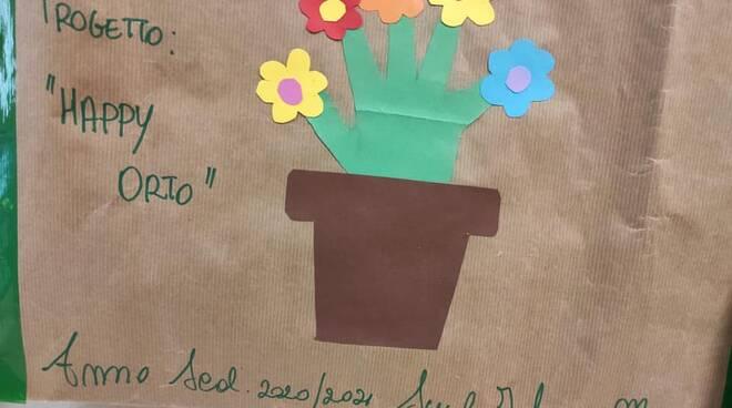 progetto happy orto scuola infanzia murisengo