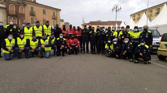 protezione civile Radio Club Monferrato moncalvo