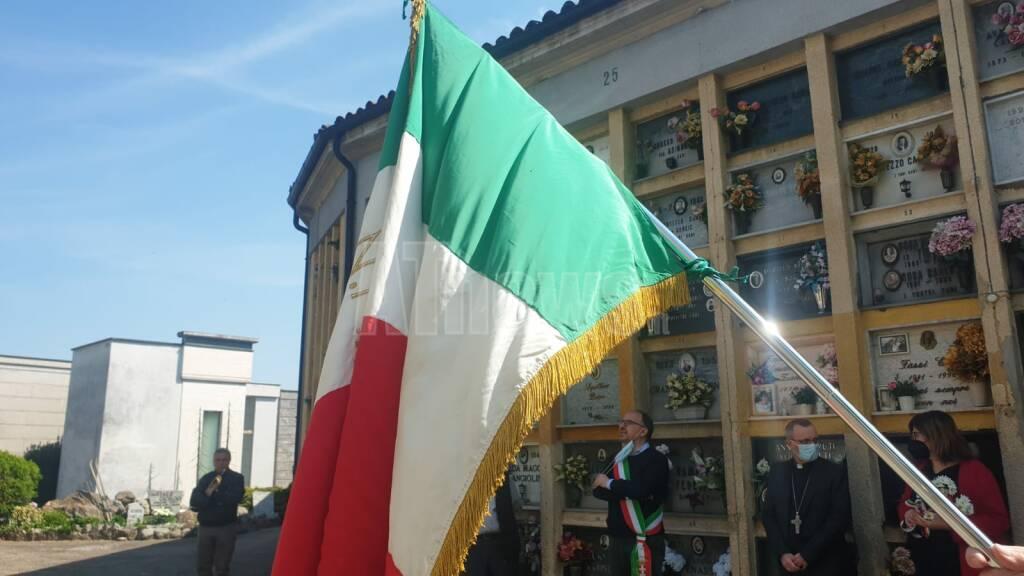 Sacrario partigiano del Cimitero di Asti