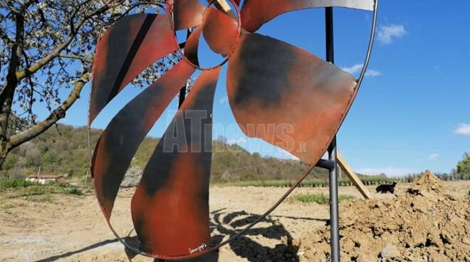 scultura nautilus cascina krylia