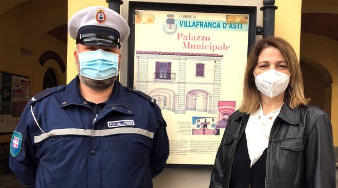 Villafranca assume da domani un vigile a tempo pieno