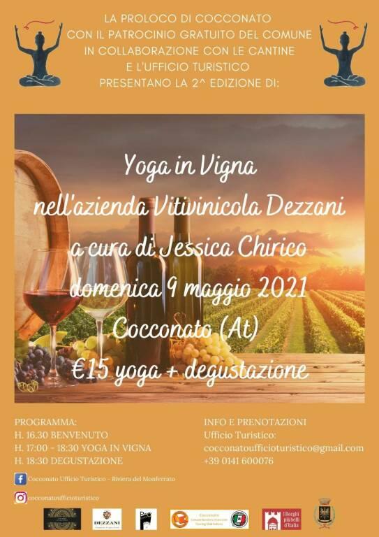 yoga in vigna 2021 cocconato