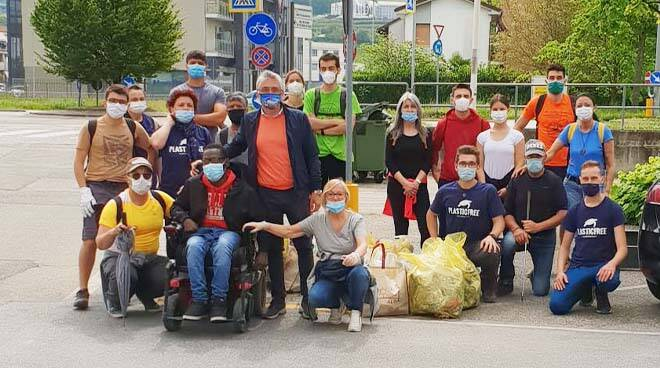 "Alba: oltre cento volontari hanno aderito a ""45 call to action"" ambientale"